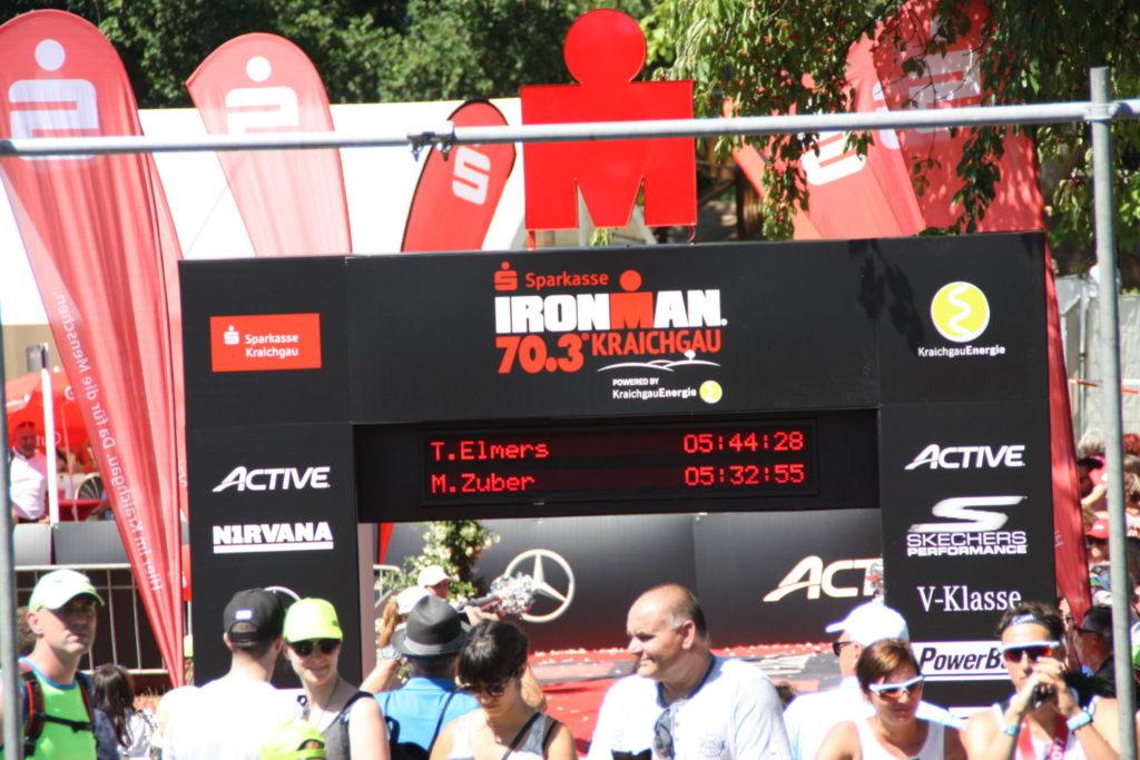 IMG 3574 1024x683 - Triathlöwen erfolgreich beim Ironman 70.3 in Kraichgau