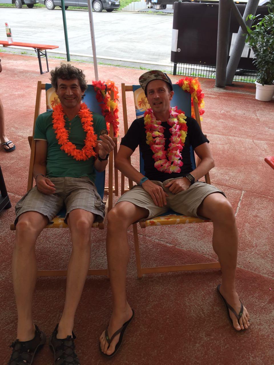 JoernUndRainer - Zwei Löwen fahren zum Ironman nach Hawaii!